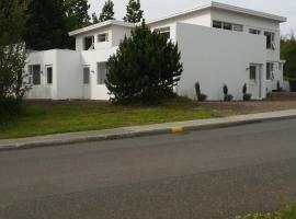 Lagarfell Studios, guest house in Egilsstadir