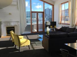 U Suites on Courtenay, apartment in Wellington