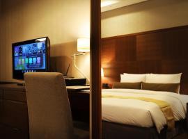 Hotel Skypark Incheon Songdo, hotel in Incheon