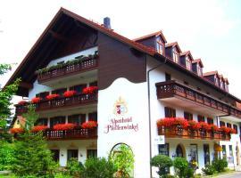 Alpenhotel Pfaffenwinkel, hotel in Peiting