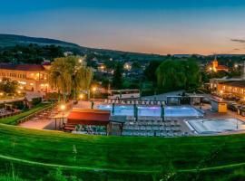 Septimia Hotels & Spa Resort, hotel din Odorheiu Secuiesc