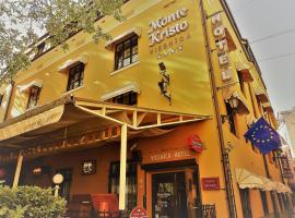 Boutique Hotel Monte Kristo, viešbutis Rygoje