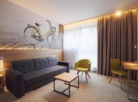 Active Hotel, hotel near Olympic Stadium Wroclaw, Wrocław