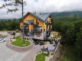 Aplend Vila Olívia, hotel near Jakubkova Luka 2, Vysoké Tatry