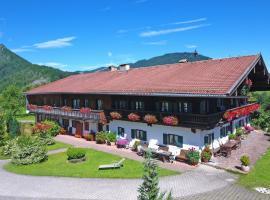 Stockinger Hof, Ferienwohnung in Ruhpolding