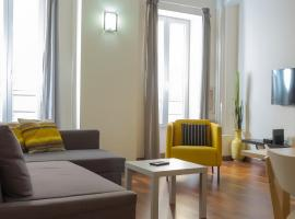 Magnifique 3 pièces, apartment in Nice
