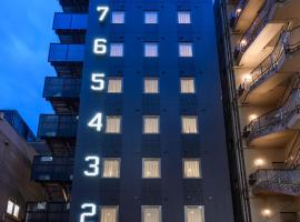 Belken Hotel Kanda, economy hotel in Tokyo