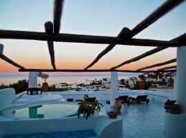 Quartara Boutique Hotel, hotel in Panarea