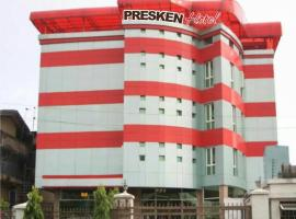 Presken Hotel at International Airport Road, hotel near Murtala Muhammed International Airport - LOS,