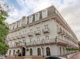 Central Hotel Panama, hotel in Panama City