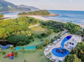 Beach Hotel Sunset, hotel near SIRENA - MARESIAS DISCO, Camburi