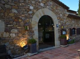 Hotel Galena Mas Comangau, hotel en Begur