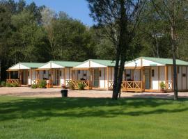 Camping Baltar, campsite in Portonovo