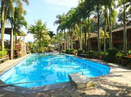 Villa Jatimas Hijau, hotel with pools in Puncak