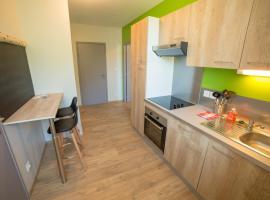 Appart Hotel de la Souleuvre, serviced apartment in Le Bény-Bocage