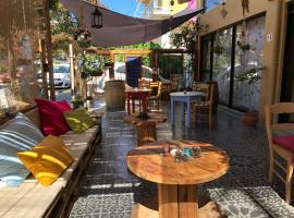 Rhodes Backpackers Boutique Hostel, hostel in Rhodes Town