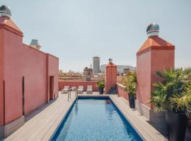Aparthotel Arai 4* Superior, hotel near Boqueria Market, Barcelona