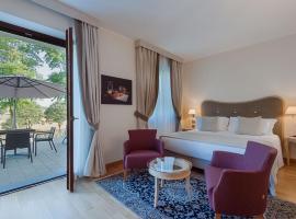 Borgo La Chiaracia Resort & SPA, hotel in Castel Giorgio