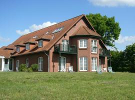 Hotel Marianne und Restaurant Kiek In, Hotel in der Nähe von: Fleesensee, Plau am See