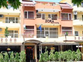 Хотел Зора, хотел във Враца