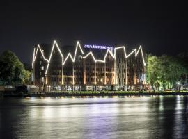 Mercure Kaliningrad, отель в Калининграде