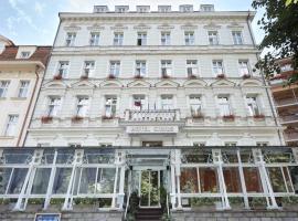 Hotel Sirius, hotel in Karlovy Vary