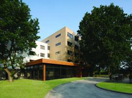 Fletcher Wellness-Hotel Stadspark, hotel in Bergen op Zoom