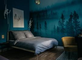Urbn Dreams (Ackerstraße), hôtel à Berlin près de: Memorial of the Berlin Wall