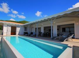 Villa with infiniti pool MQAA08, Cottage in Les Anses-d'Arlets