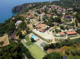 Le Terrazze Residence, hotel with pools in Palinuro