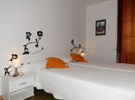 Pensión Borrás, apartament o casa a Girona