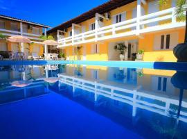 Navegantes Hotel, hotel em Porto Seguro