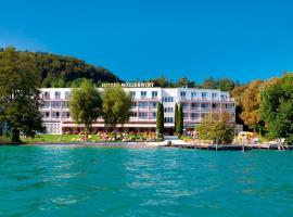 Werzer's Seehotel Wallerwirt, Hotel in Techelsberg am Worthersee