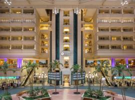 Hyatt Regency Orlando International Airport Hotel, hotel em Orlando