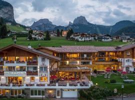 Hotel Welponer, hotel in Selva di Val Gardena