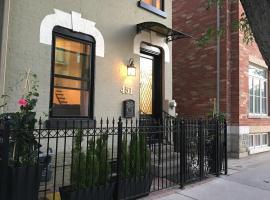 Beautiful 4Br Downtown Garden House, hotel near The Distillery District, Toronto