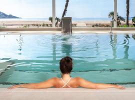 Spa & Wellness by Montecarlo Hotel, hotel in Roses