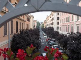Quality Hotel Nova Domus, hotel poblíž významného místa Vatikánská muzea, Řím