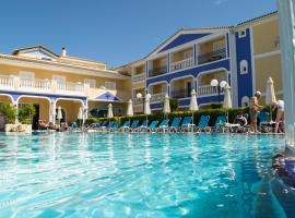 Hotel Petros, hotel in Tsilivi