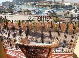 Barceloneta Port Ramblas, hotel near Barceloneta Beach, Barcelona