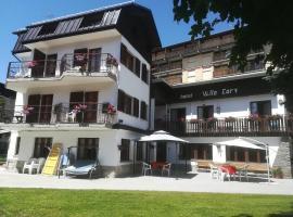 Hotel Villa Cary, отель в городе Саузе-д'Ульс