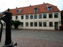 Hotel Restaurant Bürgerstuben, hotel in Bad Segeberg