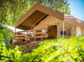 Sunflower Camping, glamping site in Novigrad Istria