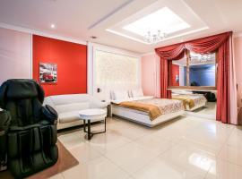 여수에 위치한 호텔 여수 봉산 쉘스톤 호텔
