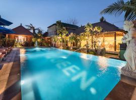 Queen Villa, hotel in Nusa Lembongan
