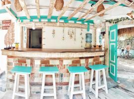 Havana Hideaway, beach hotel in Gili Trawangan