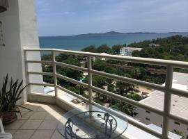 View Talay 5C, apartment in Pattaya South