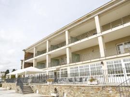 Pousada de Portomarín, hotel in Portomarin