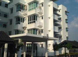 Homelite Resort Water Theme Park Condominium, apartment in Miri