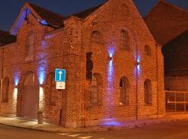 Blue House On The Water, self catering accommodation in Kortrijk